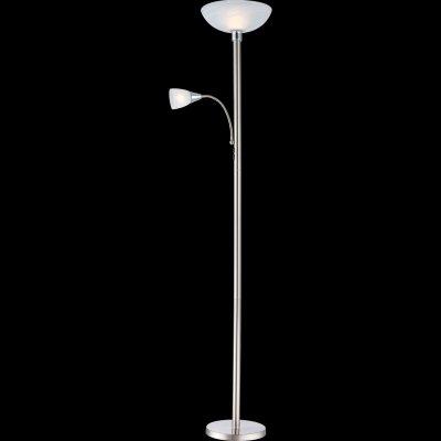 Торшер Globo 58931led BLADEСовременные<br>Торшер – это не просто функциональный предмет интерьера, позволяющий обеспечить дополнительное освещение, но и оригинальный декоративный элемент. Интернет-магазин «Светодом» предлагает стильные модели от известных производителей по доступным ценам. У нас Вы найдете и классические напольные светильники, и современные варианты.   Торшер 58931LED Globo сразу же привлекает внимание благодаря своему необычному дизайну. Модель выполнена из качественных материалов, что обеспечит ее надежную и долговечную работу. Такой напольный светильник можно использовать для интерьера не только гостиной, но и спальни или кабинета.   Купить торшер 58931LED Globo по выгодной стоимости Вы можете с помощью нашего сайта. У нас склады в Москве, Екатеринбурге, Санкт-Петербурге, Новосибирске и другим городам России.<br><br>Тип цоколя: E27 LED<br>Цвет арматуры: серебристый<br>Количество ламп: 1<br>MAX мощность ламп, Вт: 4