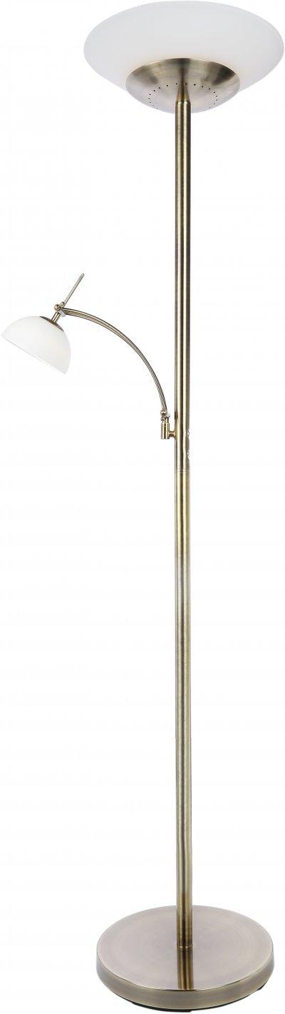 Торшер Globo 59041ABОжидается<br><br><br>Тип цоколя: LED<br>Диаметр, мм мм: 400<br>Высота, мм: 1800<br>Цвет арматуры: бронза
