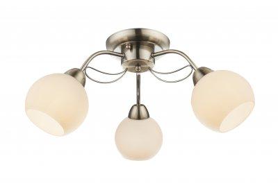 Люстра потолочная Globo 60216-3D SEOULОжидается<br><br><br>Тип цоколя: E14<br>Цвет арматуры: античная бронзовый<br>Количество ламп: 3<br>Диаметр, мм мм: 500<br>Высота, мм: 230<br>MAX мощность ламп, Вт: 120