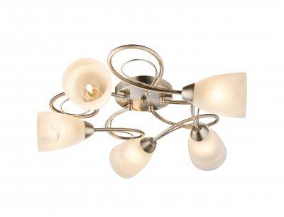 Люстра потолочная Globo 60220-5D EZZANEОжидается<br><br><br>Тип цоколя: E14<br>Цвет арматуры: античная бронзовый<br>Количество ламп: 5<br>Диаметр, мм мм: 530<br>Высота, мм: 230<br>MAX мощность ламп, Вт: 200