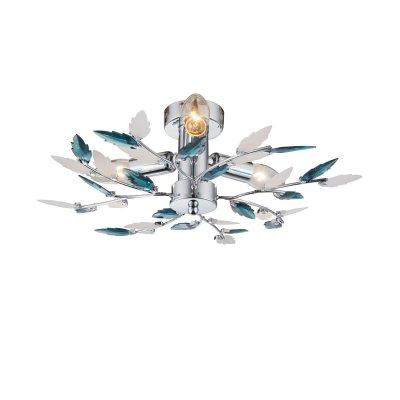 Светильник потолочный Globo 63103-3 VIDAлюстры флористика потолочные<br>Компания «Светодом» предлагает широкий ассортимент люстр от известных производителей. Представленные в нашем каталоге товары выполнены из современных материалов и обладают отличным качеством. Благодаря широкому ассортименту Вы сможете найти у нас люстру под любой интерьер. Мы предлагаем как классические варианты, так и современные модели, отличающиеся лаконичностью и простотой форм. <br>Стильная люстра Globo 63103-3 станет украшением любого дома. Эта модель от известного производителя не оставит равнодушным ценителей красивых и оригинальных предметов интерьера. Люстра Globo 63103-3 обеспечит равномерное распределение света по всей комнате. При выборе обратите внимание на характеристики, позволяющие приобрести наиболее подходящую модель. <br>Купить понравившуюся люстру по доступной цене Вы можете в интернет-магазине «Светодом».<br><br>Установка на натяжной потолок: Ограничено<br>S освещ. до, м2: 6<br>Крепление: Планка<br>Тип цоколя: E14<br>Цвет арматуры: серебристый<br>Количество ламп: 3<br>Диаметр, мм мм: 400<br>Высота, мм: 145<br>MAX мощность ламп, Вт: 40