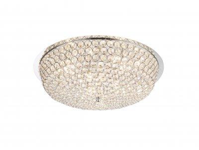 Люстра потолочная Globo 67010-8DLED EMILIAОжидается<br><br><br>Цветовая t, К: 3000<br>Тип цоколя: LED G9<br>Цвет арматуры: серебристый хром<br>Количество ламп: 8<br>Диаметр, мм мм: 520<br>Высота, мм: 160<br>MAX мощность ламп, Вт: 24