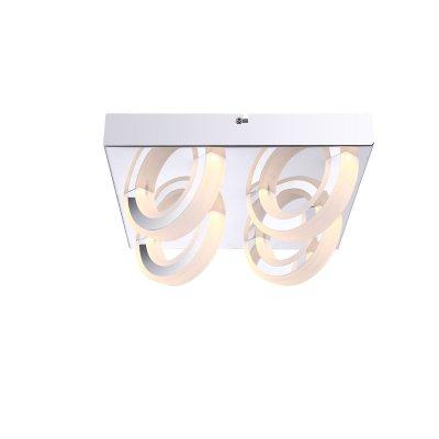 Светильник Globo 67062-4DКвадратные<br>Настенно-потолочные светильники – это универсальные осветительные варианты, которые подходят для вертикального и горизонтального монтажа. В интернет-магазине «Светодом» Вы можете приобрести подобные модели по выгодной стоимости. В нашем каталоге представлены как бюджетные варианты, так и эксклюзивные изделия от производителей, которые уже давно заслужили доверие дизайнеров и простых покупателей.  Настенно-потолочный светильник Globo 67062-4D станет прекрасным дополнением к основному освещению. Благодаря качественному исполнению и применению современных технологий при производстве эта модель будет радовать Вас своим привлекательным внешним видом долгое время. Приобрести настенно-потолочный светильник Globo 67062-4D можно, находясь в любой точке России. Компания «Светодом» осуществляет доставку заказов не только по Москве и Екатеринбургу, но и в остальные города.<br><br>S освещ. до, м2: 8<br>Тип цоколя: LED<br>Количество ламп: 4<br>MAX мощность ламп, Вт: 5<br>Диаметр, мм мм: 250<br>Высота, мм: 100<br>Цвет арматуры: серебристый