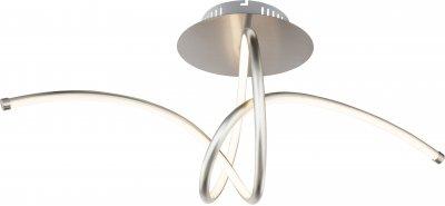 Люстра потолочная Globo 67825-30DОжидается<br><br><br>Тип цоколя: LED<br>Цвет арматуры: хром серебристый<br>Ширина, мм: 700<br>Высота, мм: 300
