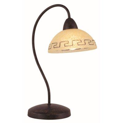 Настольная лампа Globo 68840T RusticaДекоративные<br>Настольная лампа – это не просто источник дополнительного освещения, но и оригинальный элемент декора. Его можно установить в спальне, гостиной, кабинете и других комнатах. Интернет-магазин «Светодом» предлагает настольные лампы разных стилей по доступным ценам. Благодаря большому ассортименту Вы обязательно найдете в нашем каталоге именно ту модель, которую искали. <br> Настольная лампа Globo 68840T – прекрасный вариант для завершения интерьера. Ее можно включить одновременно с люстрой для более яркого освещения или без нее для создания уютной атмосферы, настраивающей на отдых. <br> Купить настольную лампу Globo 68840T Вы можете с помощью виртуальной «Корзины» или по контактным номерам, указанным на сайте.<br><br>S освещ. до, м2: 4<br>Тип лампы: накал-я - энергосбер-я<br>Тип цоколя: E14<br>Количество ламп: 1<br>Ширина, мм: 240<br>MAX мощность ламп, Вт: 40<br>Высота, мм: 430<br>Цвет арматуры: коричневый