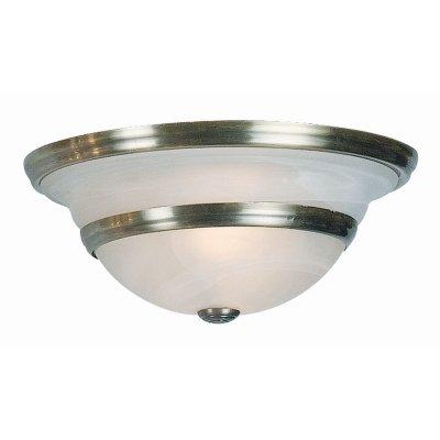 Светильник круглый Globo 6895-2 ToledoКруглые<br>Настенно потолочный светильник Globo (Глобо) 6895-2 подходит как для установки в вертикальном положении - на стены, так и для установки в горизонтальном - на потолок. Для установки настенно потолочных светильников на натяжной потолок необходимо использовать светодиодные лампы LED, которые экономнее ламп Ильича (накаливания) в 10 раз, выделяют мало тепла и не дадут расплавиться Вашему потолку.<br><br>S освещ. до, м2: 8<br>Тип лампы: накаливания / энергосбережения / LED-светодиодная<br>Тип цоколя: E27<br>Цвет арматуры: серый<br>Количество ламп: 2<br>Ширина, мм: 340<br>Диаметр, мм мм: 340<br>Высота, мм: 150<br>MAX мощность ламп, Вт: 60