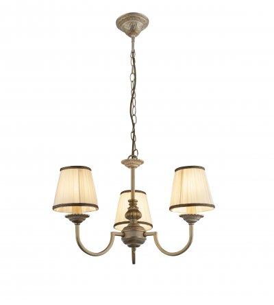 Люстра подвесная Globo 69031-3 UPOLUОжидается<br><br><br>Тип цоколя: E14<br>Цвет арматуры: белое золотой<br>Количество ламп: 3<br>Диаметр, мм мм: 550<br>Высота, мм: 900<br>MAX мощность ламп, Вт: 120