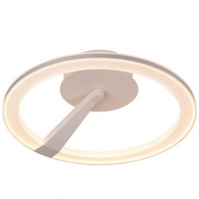 Потолочный светильник Idlamp 397/50 LEDWhitechromeКруглые<br>Настенно-потолочные светильники – это универсальные осветительные варианты, которые подходят для вертикального и горизонтального монтажа. В интернет-магазине «Светодом» Вы можете приобрести подобные модели по выгодной стоимости. В нашем каталоге представлены как бюджетные варианты, так и эксклюзивные изделия от производителей, которые уже давно заслужили доверие дизайнеров и простых покупателей.  Настенно-потолочный светильник IDLamp 397/50-LEDWhitechrome станет прекрасным дополнением к основному освещению. Благодаря качественному исполнению и применению современных технологий при производстве эта модель будет радовать Вас своим привлекательным внешним видом долгое время. Приобрести настенно-потолочный светильник IDLamp 397/50-LEDWhitechrome можно, находясь в любой точке России.<br><br>S освещ. до, м2: 12<br>Крепление: Потолочные<br>Тип лампы: накаливания / энергосберегающая / светодиодная<br>Тип цоколя: LED<br>Цвет арматуры: Белый, хром<br>Количество ламп: 1<br>Диаметр, мм мм: 480<br>Высота, мм: 130<br>Поверхность арматуры: матовый<br>MAX мощность ламп, Вт: 30