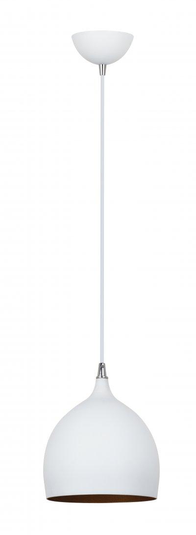 Подвес J-light 1398/1P GELLAодиночные подвесные светильники<br><br><br>S освещ. до, м2: 2<br>Крепление: планка<br>Тип цоколя: E27<br>Цвет арматуры: белый/золотой<br>Количество ламп: 1<br>Ширина, мм: 160<br>Высота полная, мм: 1794<br>Длина, мм: 160<br>Высота, мм: 200<br>MAX мощность ламп, Вт: 40