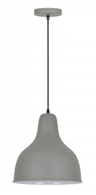 Подвес J-light 1404/1P ABBYодиночные подвесные светильники<br><br><br>S освещ. до, м2: 3<br>Крепление: планка<br>Тип лампы: Накаливания / энергосбережения / светодиодная<br>Тип цоколя: E27<br>Цвет арматуры: серый<br>Количество ламп: 1<br>Ширина, мм: 300<br>Высота полная, мм: 1869<br>Длина, мм: 300<br>Высота, мм: 400<br>MAX мощность ламп, Вт: 60