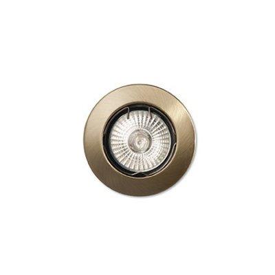 Встраиваемый светильник Ideal Lux JAZZ BRUNITOкруглые точечные светильники<br>Встраиваемые светильники – популярное осветительное оборудование, которое можно использовать в качестве основного источника или в дополнение к люстре. Они позволяют создать нужную атмосферу атмосферу и привнести в интерьер уют и комфорт. <br> Интернет-магазин «Светодом» предлагает стильный встраиваемый светильник Ideal lux JAZZ BRUNITO. Данная модель достаточно универсальна, поэтому подойдет практически под любой интерьер. Перед покупкой не забудьте ознакомиться с техническими параметрами, чтобы узнать тип цоколя, площадь освещения и другие важные характеристики. <br> Приобрести встраиваемый светильник Ideal lux JAZZ BRUNITO в нашем онлайн-магазине Вы можете либо с помощью «Корзины», либо по контактным номерам. Мы развозим заказы по Москве, Екатеринбургу и остальным российским городам.