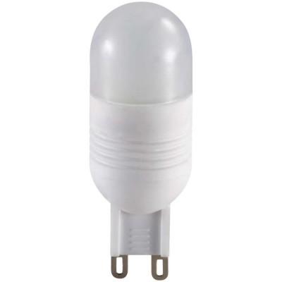 Novotech 357122 Лампа светодиоднаяКапсульные G9 220v<br>В интернет-магазине «Светодом» можно купить не только люстры и светильники, но и лампочки. В нашем каталоге представлены светодиодные, галогенные, энергосберегающие модели и лампы накаливания. В ассортименте имеются изделия разной мощности, поэтому у нас Вы сможете приобрести все необходимое для освещения.   Лампа Novotech 357122 обеспечит отличное качество освещения. При покупке ознакомьтесь с параметрами в разделе «Характеристики», чтобы не ошибиться в выборе. Там же указано, для каких осветительных приборов Вы можете использовать лампу Novotech 357122Novotech 357122.   Для оформления покупки воспользуйтесь «Корзиной». При наличии вопросов Вы можете позвонить нашим менеджерам по одному из контактных номеров. Мы доставляем заказы в Москву, Екатеринбург и другие города России.<br><br>Цветовая t, К: CW - холодный белый 4000 К<br>Тип лампы: LED - светодиодная<br>Тип цоколя: G9<br>MAX мощность ламп, Вт: 2,4<br>Диаметр, мм мм: 23<br>Высота, мм: 63