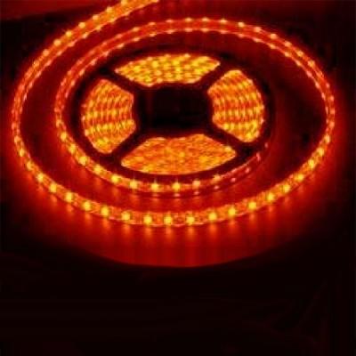 Светодиодная лента Smd 3528, 60 Led/м, 4.8W/м, 12V, IP33, свет красныйИнтерьерная<br>Светодиодная лента SMD 3528 используется для  подсветки архитектурных и интерьерных элементов. Арки, потолочные и декоративные ниши, подвесные потолки, барные стойки, светопрозрачные конструкции будут выгодно освещены, а пульт управления цветом позволит выбрать стиль освещения по вашему вкусу и настроению.  Гибкая светодиодная лента SMD 3528 выполнена на основе гибкой самоклеящейся печатной платы с прочным клеевым слоем «3М» и светодиодов с тремя кристаллами в одноим чипе. Имеется возможность деления на отрезки по 3 светодиода (10 см) без потери их работоспособности, каждый участок может использоваться отдельно. Работает на низковольтном напряжении 12V (постоянного тока DC), что обеспечивает безопасность и экономичность использования. Лента имеет 3 независимых канала для подключения к контроллеру. Широкий угол 140° (рассеянного) свечения. Эффективный срок службы более 50 000 часов.  Размер:5000 х 10 х 2 ммРабочее напряжение: 12V DCПотребляемая мощность: 4,8 Вт/метрСветовой поток: 180 Лм/мКол-во светодиодов: 60 шт./метрУгол излучения света: 140°Рабочая температура: -40 до 80 °CКратность резки: 5 см (3 светодиода)    Цена указана за 1 метр, минимальный заказ - 1 катушка (5 метров).<br><br>Тип лампы: LED - светодиодная<br>MAX мощность ламп, Вт: 4,8<br>Оттенок (цвет): красный