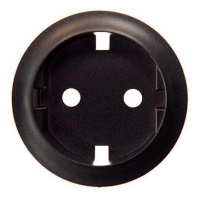 Накладка для розетки 2Р+Е с пружинными клеммами графит Celiane (Legrand) 67931Графит <br><br><br>Тип товара: Накладка<br>Оттенок (цвет): серый