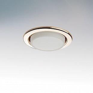 Lightstar TENSIO 212112 СветильникКруглые LED<br>Встраиваемые светильники – популярное осветительное оборудование, которое можно использовать в качестве основного источника или в дополнение к люстре. Они позволяют создать нужную атмосферу атмосферу и привнести в интерьер уют и комфорт. <br> Интернет-магазин «Светодом» предлагает стильный встраиваемый светильник Lightstar 212112. Данная модель достаточно универсальна, поэтому подойдет практически под любой интерьер. Перед покупкой не забудьте ознакомиться с техническими параметрами, чтобы узнать тип цоколя, площадь освещения и другие важные характеристики. <br> Приобрести встраиваемый светильник Lightstar 212112 в нашем онлайн-магазине Вы можете либо с помощью «Корзины», либо по контактным номерам. Мы развозим заказы по Москве, Екатеринбургу и остальным российским городам.<br><br>Тип цоколя: GX53<br>Количество ламп: 1<br>MAX мощность ламп, Вт: 13<br>Размеры: H 30 D 110 Диаметр врезного отверстия<br>Цвет арматуры: Золотой