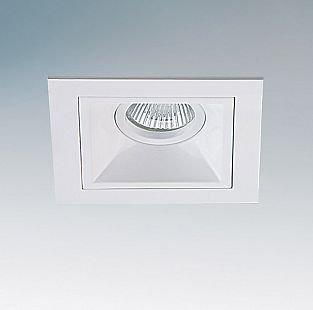 Lightstar AVANZA 214510 СветильникКвадратные<br>Встраиваемые светильники – популярное осветительное оборудование, которое можно использовать в качестве основного источника или в дополнение к люстре. Они позволяют создать нужную атмосферу атмосферу и привнести в интерьер уют и комфорт.   Интернет-магазин «Светодом» предлагает стильный встраиваемый светильник Lightstar 214510. Данная модель достаточно универсальна, поэтому подойдет практически под любой интерьер. Перед покупкой не забудьте ознакомиться с техническими параметрами, чтобы узнать тип цоколя, площадь освещения и другие важные характеристики.   Приобрести встраиваемый светильник Lightstar 214510 в нашем онлайн-магазине Вы можете либо с помощью «Корзины», либо по контактным номерам. Мы развозим заказы по Москве, Екатеринбургу и остальным российским городам.<br><br>Тип цоколя: Gu5.3<br>Количество ламп: 1<br>MAX мощность ламп, Вт: 50<br>Размеры: W83 L83 H2 врезные габариты<br>Цвет арматуры: белый