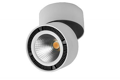 Lightstar FORTE 214810 СветильникОдиночные<br>Светильники-споты – это оригинальные изделия с современным дизайном. Они позволяют не ограничивать свою фантазию при выборе освещения для интерьера. Такие модели обеспечивают достаточно качественный свет. Благодаря компактным размерам Вы можете использовать несколько спотов для одного помещения.  Интернет-магазин «Светодом» предлагает необычный светильник-спот Lightstar 214810 по привлекательной цене. Эта модель станет отличным дополнением к люстре, выполненной в том же стиле. Перед оформлением заказа изучите характеристики изделия.  Купить светильник-спот Lightstar 214810 в нашем онлайн-магазине Вы можете либо с помощью формы на сайте, либо по указанным выше телефонам. Обратите внимание, что мы предлагаем доставку не только по Москве и Екатеринбургу, но и всем остальным российским городам.<br><br>Тип лампы: LED<br>Тип цоколя: LED<br>Количество ламп: 1<br>MAX мощность ламп, Вт: 15<br>Диаметр, мм мм: 125<br>Высота, мм: 130 - 180<br>Цвет арматуры: белый