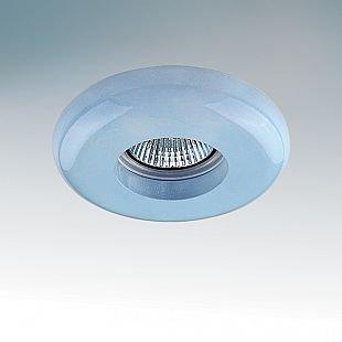 Lightstar INFANTA 2755 СветильникКруглые<br>Встраиваемые светильники – популярное осветительное оборудование, которое можно использовать в качестве основного источника или в дополнение к люстре. Они позволяют создать нужную атмосферу атмосферу и привнести в интерьер уют и комфорт.   Интернет-магазин «Светодом» предлагает стильный встраиваемый светильник Lightstar 2755. Данная модель достаточно универсальна, поэтому подойдет практически под любой интерьер. Перед покупкой не забудьте ознакомиться с техническими параметрами, чтобы узнать тип цоколя, площадь освещения и другие важные характеристики.   Приобрести встраиваемый светильник Lightstar 2755 в нашем онлайн-магазине Вы можете либо с помощью «Корзины», либо по контактным номерам. Мы развозим заказы по Москве, Екатеринбургу и остальным российским городам.<br><br>Тип лампы: галогенная/LED<br>Тип цоколя: Gu5.3/GU10 12V/220V<br>Цвет арматуры: голубой<br>Количество ламп: 1<br>Диаметр, мм мм: 110<br>Размеры: D 110 H 30 Высота встраиваемой части 65 Диаметр врезного отверстия  60<br>Диаметр врезного отверстия, мм: 65<br>Высота, мм: 30<br>MAX мощность ламп, Вт: 50