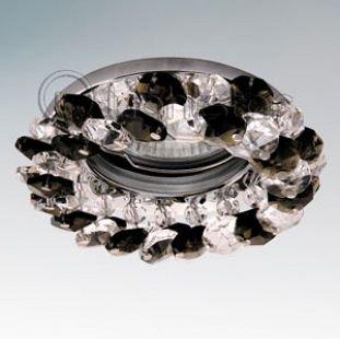 Lightstar ONORA 30374 СветильникХрустальные<br>Встраиваемые светильники – популярное осветительное оборудование, которое можно использовать в качестве основного источника или в дополнение к люстре. Они позволяют создать нужную атмосферу атмосферу и привнести в интерьер уют и комфорт.   Интернет-магазин «Светодом» предлагает стильный встраиваемый светильник Lightstar 30374. Данная модель достаточно универсальна, поэтому подойдет практически под любой интерьер. Перед покупкой не забудьте ознакомиться с техническими параметрами, чтобы узнать тип цоколя, площадь освещения и другие важные характеристики.   Приобрести встраиваемый светильник Lightstar 30374 в нашем онлайн-магазине Вы можете либо с помощью «Корзины», либо по контактным номерам. Мы развозим заказы по Москве, Екатеринбургу и остальным российским городам.<br><br>Тип цоколя: MR16 / gu5.3 / GU10<br>Количество ламп: 1<br>MAX мощность ламп, Вт: 50<br>Размеры: Диаметр вырезного отверстия<br>Цвет арматуры: серебристый