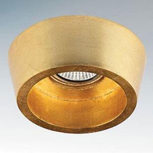 Lightstar EXTRA 41012 СветильникКруглые<br><br><br>Тип товара: Светильник<br>Тип цоколя: Gu5.3/GU10 MR16/HP16<br>Количество ламп: 1<br>MAX мощность ламп, Вт: 50<br>Размеры: D 125 Диаметр врезного отверстия 65   Высота встраиваемой части 60ыыы<br>Цвет арматуры: бронзовый