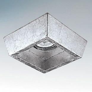 Lightstar Extra 41024 Встраиваемый светильникКвадратные<br>Встраиваемые светильники – популярное осветительное оборудование, которое можно использовать в качестве основного источника или в дополнение к люстре. Они позволяют создать нужную атмосферу атмосферу и привнести в интерьер уют и комфорт.   Интернет-магазин «Светодом» предлагает стильный встраиваемый светильник Lightstar 41024. Данная модель достаточно универсальна, поэтому подойдет практически под любой интерьер. Перед покупкой не забудьте ознакомиться с техническими параметрами, чтобы узнать тип цоколя, площадь освещения и другие важные характеристики.   Приобрести встраиваемый светильник Lightstar 41024 в нашем онлайн-магазине Вы можете либо с помощью «Корзины», либо по контактным номерам. Мы доставляем заказы по Москве, Екатеринбургу и остальным российским городам.<br><br>Тип цоколя: Gu5.3/GU10 MR16/HP16<br>Количество ламп: 1<br>MAX мощность ламп, Вт: 50<br>Размеры: W 125x125 Диаметр врезного отверстия 65   Высота встраиваемой части 60ыыы<br>Цвет арматуры: серебристый