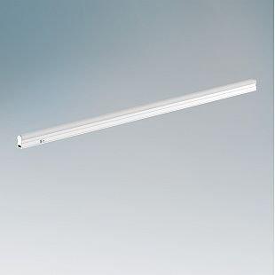 Lightstar T5 450094 СветильникСнято с производства<br><br><br>Тип товара: Светильник<br>Тип цоколя: LED<br>Количество ламп: 9<br>MAX мощность ламп, Вт: 1W<br>Размеры: W22 H35 L860<br>Цвет арматуры: белый
