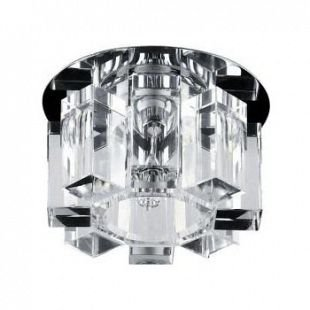 Lightstar PILONE 4550 СветильникХрустальные<br>Встраиваемые светильники – популярное осветительное оборудование, которое можно использовать в качестве основного источника или в дополнение к люстре. Они позволяют создать нужную атмосферу атмосферу и привнести в интерьер уют и комфорт.   Интернет-магазин «Светодом» предлагает стильный встраиваемый светильник Lightstar 4550. Данная модель достаточно универсальна, поэтому подойдет практически под любой интерьер. Перед покупкой не забудьте ознакомиться с техническими параметрами, чтобы узнать тип цоколя, площадь освещения и другие важные характеристики.   Приобрести встраиваемый светильник Lightstar 4550 в нашем онлайн-магазине Вы можете либо с помощью «Корзины», либо по контактным номерам. Мы развозим заказы по Москве, Екатеринбургу и остальным российским городам.<br><br>Тип цоколя: G5,3<br>Количество ламп: 1<br>MAX мощность ламп, Вт: 50<br>Размеры: D90 H50, встраиваемые размеры