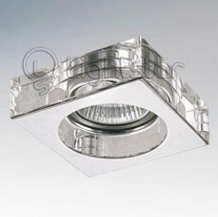 Lightstar LUI 6144 СветильникКвадратные<br>Встраиваемые светильники – популярное осветительное оборудование, которое можно использовать в качестве основного источника или в дополнение к люстре. Они позволяют создать нужную атмосферу атмосферу и привнести в интерьер уют и комфорт.   Интернет-магазин «Светодом» предлагает стильный встраиваемый светильник Lightstar 6144. Данная модель достаточно универсальна, поэтому подойдет практически под любой интерьер. Перед покупкой не забудьте ознакомиться с техническими параметрами, чтобы узнать тип цоколя, площадь освещения и другие важные характеристики.   Приобрести встраиваемый светильник Lightstar 6144 в нашем онлайн-магазине Вы можете либо с помощью «Корзины», либо по контактным номерам. Мы развозим заказы по Москве, Екатеринбургу и остальным российским городам.<br><br>Тип цоколя: MR16 / G5,3 / GU10<br>Количество ламп: 1<br>MAX мощность ламп, Вт: 50<br>Размеры: Диаметр вырезного отверстия