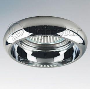 Lightstar TONDO 6204 СветильникКруглые<br>Встраиваемые светильники – популярное осветительное оборудование, которое можно использовать в качестве основного источника или в дополнение к люстре. Они позволяют создать нужную атмосферу атмосферу и привнести в интерьер уют и комфорт. <br> Интернет-магазин «Светодом» предлагает стильный встраиваемый светильник Lightstar 6204. Данная модель достаточно универсальна, поэтому подойдет практически под любой интерьер. Перед покупкой не забудьте ознакомиться с техническими параметрами, чтобы узнать тип цоколя, площадь освещения и другие важные характеристики. <br> Приобрести встраиваемый светильник Lightstar 6204 в нашем онлайн-магазине Вы можете либо с помощью «Корзины», либо по контактным номерам. Мы развозим заказы по Москве, Екатеринбургу и остальным российским городам.<br><br>Тип лампы: галогенная/LED<br>Тип цоколя: MR16 / gu5.3 / GU10<br>Цвет арматуры: серебристый<br>Количество ламп: 1<br>Размеры: Диаметр вырезного отверстия<br>MAX мощность ламп, Вт: 50