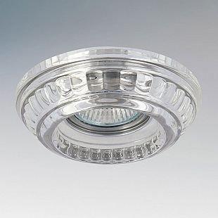 Lightstar PROTO 6610 СветильникКруглые<br>Встраиваемые светильники – популярное осветительное оборудование, которое можно использовать в качестве основного источника или в дополнение к люстре. Они позволяют создать нужную атмосферу атмосферу и привнести в интерьер уют и комфорт.   Интернет-магазин «Светодом» предлагает стильный встраиваемый светильник Lightstar 6610. Данная модель достаточно универсальна, поэтому подойдет практически под любой интерьер. Перед покупкой не забудьте ознакомиться с техническими параметрами, чтобы узнать тип цоколя, площадь освещения и другие важные характеристики.   Приобрести встраиваемый светильник Lightstar 6610 в нашем онлайн-магазине Вы можете либо с помощью «Корзины», либо по контактным номерам. Мы доставляем заказы по Москве, Екатеринбургу и остальным российским городам.<br><br>Тип цоколя: Gu5.3 MR 16 / GU10 HP16<br>Количество ламп: 1<br>MAX мощность ламп, Вт: 50W 12V/220W<br>Размеры: H 28 D 115 Диаметр врезного отверстия 60 Высота встраиваемой части 50<br>Оттенок (цвет): прозрачный<br>Цвет арматуры: серебристый