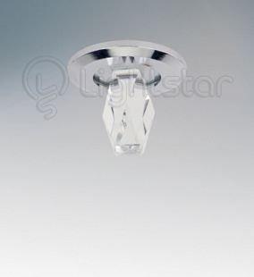 Lightstar ASTRA 70134 СветильникХрустальные<br>Встраиваемые светильники – популярное осветительное оборудование, которое можно использовать в качестве основного источника или в дополнение к люстре. Они позволяют создать нужную атмосферу атмосферу и привнести в интерьер уют и комфорт.   Интернет-магазин «Светодом» предлагает стильный встраиваемый светильник Lightstar 70134. Данная модель достаточно универсальна, поэтому подойдет практически под любой интерьер. Перед покупкой не забудьте ознакомиться с техническими параметрами, чтобы узнать тип цоколя, площадь освещения и другие важные характеристики.   Приобрести встраиваемый светильник Lightstar 70134 в нашем онлайн-магазине Вы можете либо с помощью «Корзины», либо по контактным номерам. Мы развозим заказы по Москве, Екатеринбургу и остальным российским городам.<br><br>Тип лампы: галогенная/LED<br>Тип цоколя: LED<br>Цвет арматуры: серебристый<br>Количество ламп: 1<br>Размеры: Диаметр врезного отверстия<br>MAX мощность ламп, Вт: 1