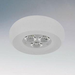 Lightstar TONDO 70224 СветильникКруглые LED<br><br><br>Тип товара: Светильник<br>Тип лампы: LED<br>Тип цоколя: LED/4000K<br>Количество ламп: 3<br>MAX мощность ламп, Вт: 1<br>Размеры: D 70 H 35 Диаметр врезного отверстия 55 Высота встраиваемой части 30<br>Цвет арматуры: белый