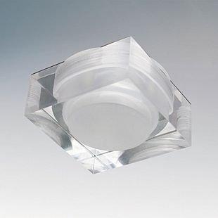 Lightstar ARTICO 70244 СветильникКвадратные LED<br><br><br>Тип товара: Светильник<br>Тип лампы: LED<br>Тип цоколя: LED<br>Количество ламп: 3<br>MAX мощность ламп, Вт: 1<br>Размеры: H 35 W 70x70 Диаметр врезного отверстия 60 Высота встраиваемой части 50<br>Оттенок (цвет): прозрачный, матовый<br>Цвет арматуры: серебристый