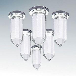 Lightstar NUBELLA 79064 СветильникКруглые LED<br>Встраиваемые светильники – популярное осветительное оборудование, которое можно использовать в качестве основного источника или в дополнение к люстре. Они позволяют создать нужную атмосферу атмосферу и привнести в интерьер уют и комфорт.   Интернет-магазин «Светодом» предлагает стильный встраиваемый светильник Lightstar 79064. Данная модель достаточно универсальна, поэтому подойдет практически под любой интерьер. Перед покупкой не забудьте ознакомиться с техническими параметрами, чтобы узнать тип цоколя, площадь освещения и другие важные характеристики.   Приобрести встраиваемый светильник Lightstar 79064 в нашем онлайн-магазине Вы можете либо с помощью «Корзины», либо по контактным номерам. Мы развозим заказы по Москве, Екатеринбургу и остальным российским городам.<br><br>Тип цоколя: LED<br>Количество ламп: 6<br>MAX мощность ламп, Вт: 0,7<br>Размеры: Диаметр врезного отверстия 12 Высота встраиваемой части 20 D 15 H 20<br>Цвет арматуры: серебристый