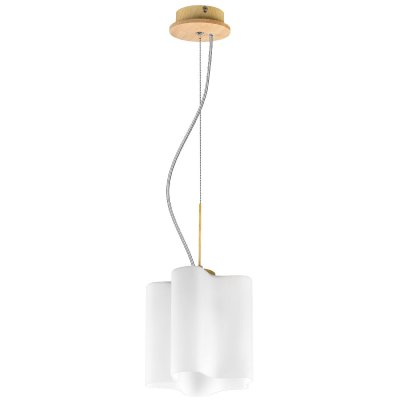 Подвесной светильник Lightstar 802115 Nubi legnoодиночные подвесные светильники<br>