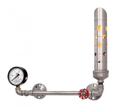 Настенный светильник бра Loft it 1482W-2Лофт<br><br><br>Цвет арматуры: Состаренный серый