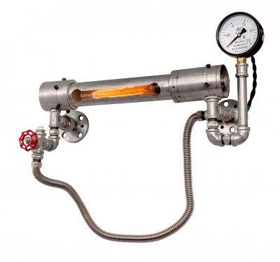 Настенный светильник бра Loft it 1482W-4бра в стиле лофт<br><br><br>Цвет арматуры: Состаренный серый