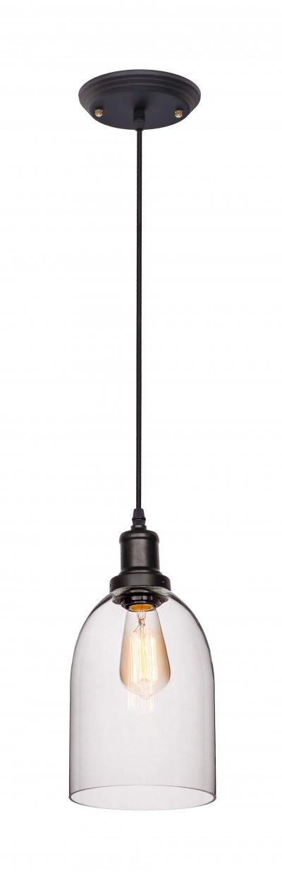 Подвесной светильник Loft it 1814подвесные люстры лофт<br>Компания «Светодом» предлагает широкий ассортимент люстр от известных производителей. Представленные в нашем каталоге товары выполнены из современных материалов и обладают отличным качеством. Благодаря широкому ассортименту Вы сможете найти у нас люстру под любой интерьер. Мы предлагаем как классические варианты, так и современные модели, отличающиеся лаконичностью и простотой форм.  Стильная люстра Loft it 1832C-1 станет украшением любого дома. Эта модель от известного производителя не оставит равнодушным ценителей красивых и оригинальных предметов интерьера. Люстра Loft it 1832C-1 обеспечит равномерное распределение света по всей комнате. При выборе обратите внимание на характеристики, позволяющие приобрести наиболее подходящую модель. Купить понравившуюся люстру по доступной цене Вы можете в интернет-магазине «Светодом». Мы предлагаем доставку не только по Москве и Екатеринбурге, но и по всей России.<br><br>Установка на натяжной потолок: Да<br>S освещ. до, м2: 3<br>Тип цоколя: E27<br>Цвет арматуры: черный<br>Количество ламп: 1<br>Диаметр, мм мм: 160<br>Высота, мм: 1500<br>MAX мощность ламп, Вт: 60