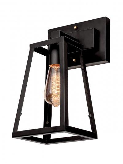 Настенный светильник бра Loft it 2111W (3110W)бра в стиле лофт<br><br><br>Цвет арматуры: черный матовый
