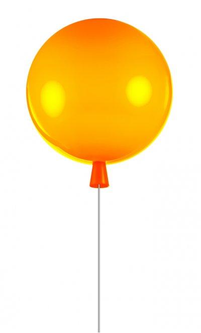 Светильник воздушный шар оранжевый Loft it 5055C/Morange 30смсовременные потолочные люстры модерн<br>Компания «Светодом» предлагает широкий ассортимент люстр от известных производителей. Представленные в нашем каталоге товары выполнены из современных материалов и обладают отличным качеством. Благодаря широкому ассортименту Вы сможете найти у нас люстру под любой интерьер. Мы предлагаем как классические варианты, так и современные модели, отличающиеся лаконичностью и простотой форм. <br>Стильная люстра Loft it 5055C/Mred станет украшением любого дома. Эта модель от известного производителя не оставит равнодушным ценителей красивых и оригинальных предметов интерьера. Люстра Loft it 5055C/Mred обеспечит равномерное распределение света по всей комнате. При выборе обратите внимание на характеристики, позволяющие приобрести наиболее подходящую модель. <br>Купить понравившуюся люстру по доступной цене Вы можете в интернет-магазине «Светодом». Мы предлагаем доставку не только по Москве и Екатеринбурге, но и по всей России.<br><br>Установка на натяжной потолок: Да<br>S освещ. до, м2: 3<br>Тип цоколя: E27<br>Цвет арматуры: Оранжевый<br>Количество ламп: 1<br>MAX мощность ламп, Вт: 13