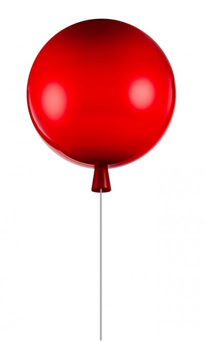 Светильник воздушный шар красный Loft it 5055C/Sred 25смсовременные потолочные люстры модерн<br>Компания «Светодом» предлагает широкий ассортимент люстр от известных производителей. Представленные в нашем каталоге товары выполнены из современных материалов и обладают отличным качеством. Благодаря широкому ассортименту Вы сможете найти у нас люстру под любой интерьер. Мы предлагаем как классические варианты, так и современные модели, отличающиеся лаконичностью и простотой форм. <br>Стильная люстра Loft it 5055C/Swhite станет украшением любого дома. Эта модель от известного производителя не оставит равнодушным ценителей красивых и оригинальных предметов интерьера. Люстра Loft it 5055C/Swhite обеспечит равномерное распределение света по всей комнате. При выборе обратите внимание на характеристики, позволяющие приобрести наиболее подходящую модель. <br>Купить понравившуюся люстру по доступной цене Вы можете в интернет-магазине «Светодом». Мы предлагаем доставку не только по Москве и Екатеринбурге, но и по всей России.<br><br>Установка на натяжной потолок: Да<br>S освещ. до, м2: 3<br>Тип цоколя: E27<br>Цвет арматуры: Оранжевый<br>Количество ламп: 1<br>MAX мощность ламп, Вт: 13