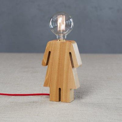 Лампа настольная Loft it 6053T/SGIRLНастольные лампы хай тек<br>Настольная лампа – это не просто источник дополнительного освещения, но и оригинальный элемент декора. Его можно установить в спальне, гостиной, кабинете и других комнатах. Интернет-магазин «Светодом» предлагает настольные лампы разных стилей по доступным ценам. Благодаря большому ассортименту Вы обязательно найдете в нашем каталоге именно ту модель, которую искали.   Настольная лампа Loft it 6053T/SGIRL – прекрасный вариант для завершения интерьера. Ее можно включить одновременно с люстрой для более яркого освещения или без нее для создания уютной атмосферы, настраивающей на отдых.   Купить настольную лампу Loft it 6053T/SGIRL Вы можете с помощью виртуальной «Корзины» или по контактным номерам, указанным на сайте.<br><br>Цвет арматуры: деревянный
