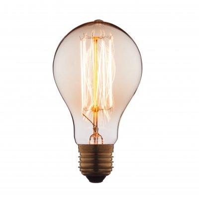 Ретро лампа Loft it 7540-SCРетро лампы<br>В интернет-магазине «Светодом» можно купить не только люстры и светильники, но и лампочки. В нашем каталоге представлены светодиодные, галогенные, энергосберегающие модели и лампы накаливания. В ассортименте имеются изделия разной мощности, поэтому у нас Вы сможете приобрести все необходимое для освещения. <br> Лампа Loft it 7540-SC обеспечит отличное качество освещения. При покупке ознакомьтесь с параметрами в разделе «Характеристики», чтобы не ошибиться в выборе. Там же указано, для каких осветительных приборов Вы можете использовать лампу Loft it 7540-SCLoft it 7540-SC. <br> Для оформления покупки воспользуйтесь «Корзиной». При наличии вопросов Вы можете позвонить нашим менеджерам по одному из контактных номеров. Мы доставляем заказы в Москву, Екатеринбург и другие города России.<br><br>Тип цоколя: E27<br>MAX мощность ламп, Вт: 40