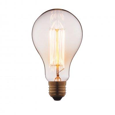 Ретро лампа Loft it 9540-SCРетро лампы<br>В интернет-магазине «Светодом» можно купить не только люстры и светильники, но и лампочки. В нашем каталоге представлены светодиодные, галогенные, энергосберегающие модели и лампы накаливания. В ассортименте имеются изделия разной мощности, поэтому у нас Вы сможете приобрести все необходимое для освещения. <br> Лампа Loft it 9540-SC обеспечит отличное качество освещения. При покупке ознакомьтесь с параметрами в разделе «Характеристики», чтобы не ошибиться в выборе. Там же указано, для каких осветительных приборов Вы можете использовать лампу Loft it 9540-SCLoft it 9540-SC. <br> Для оформления покупки воспользуйтесь «Корзиной». При наличии вопросов Вы можете позвонить нашим менеджерам по одному из контактных номеров. Мы доставляем заказы в Москву, Екатеринбург и другие города России.<br><br>Тип цоколя: E27<br>MAX мощность ламп, Вт: 40
