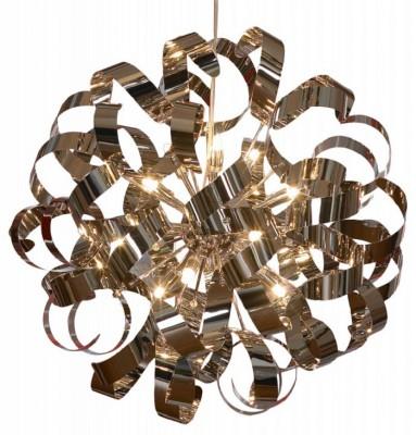 Люстра подвесная Lussole LSA-5903-12 BRIOSCOподвесные люстры хай тек стиля<br>Компания «Светодом» предлагает широкий ассортимент люстр от известных производителей. Представленные в нашем каталоге товары выполнены из современных материалов и обладают отличным качеством. Благодаря широкому ассортименту Вы сможете найти у нас люстру под любой интерьер. Мы предлагаем как классические варианты, так и современные модели, отличающиеся лаконичностью и простотой форм. <br>Стильная люстра Lussole LSA-5903-12 станет украшением любого дома. Эта модель от известного производителя не оставит равнодушным ценителей красивых и оригинальных предметов интерьера. Люстра Lussole LSA-5903-12 обеспечит равномерное распределение света по всей комнате. При выборе обратите внимание на характеристики, позволяющие приобрести наиболее подходящую модель. <br>Купить понравившуюся люстру по доступной цене Вы можете в интернет-магазине «Светодом».