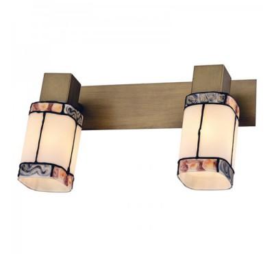 Светильник LOFT lsp-0220Двойные<br>Светильники-споты – это оригинальные изделия с современным дизайном. Они позволяют не ограничивать свою фантазию при выборе освещения для интерьера. Такие модели обеспечивают достаточно качественный свет. Благодаря компактным размерам Вы можете использовать несколько спотов для одного помещения.  Интернет-магазин «Светодом» предлагает необычный светильник-спот Loft lsp-0220 по привлекательной цене. Эта модель станет отличным дополнением к люстре, выполненной в том же стиле. Перед оформлением заказа изучите характеристики изделия.  Купить светильник-спот Loft lsp-0220 в нашем онлайн-магазине Вы можете либо с помощью формы на сайте, либо по указанным выше телефонам. Обратите внимание, что у нас склады не только в Москве и Екатеринбурге, но и других городах России.<br><br>Тип лампы: Накаливания / энергосбережения / светодиодная<br>Тип цоколя: E14<br>Количество ламп: 2<br>Ширина, мм: 280<br>MAX мощность ламп, Вт: 40<br>Расстояние от стены, мм: 120<br>Высота, мм: 150