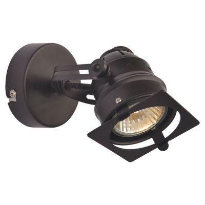 Светильник поворотный лофт Loft LSP-9118одиночные споты<br>Светильники-споты – это оригинальные изделия с современным дизайном. Они позволяют не ограничивать свою фантазию при выборе освещения для интерьера. Такие модели обеспечивают достаточно качественный свет. Благодаря компактным размерам Вы можете использовать несколько спотов для одного помещения. <br>Интернет-магазин «Светодом» предлагает необычный светильник-спот Loft Loft LSP-9118 по привлекательной цене. Эта модель станет отличным дополнением к люстре, выполненной в том же стиле. Перед оформлением заказа изучите характеристики изделия. <br>Купить светильник-спот Loft Loft LSP-9118 в нашем онлайн-магазине Вы можете либо с помощью формы на сайте, либо по указанным выше телефонам. Обратите внимание, что у нас склады не только в Москве и Екатеринбурге, но и других городах России.