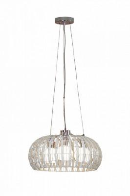 Светильник подвесной Lussole LSX-4103-03 FENIGLIодиночные подвесные светильники<br>Оригинальность светильника Lussole Lsx-4103-03 определяется важной простотой, обрамлённой в аккуратную своеобразность. Это лаконичное мастерство итальянских производителей! Перед Вами подвесной светильник, обрамлённый в витиеватые белоснежные переплетения, где нет сплошного плафона или громоздкого декора. Творение Lussole Lsx-4103-03 создано для того, чтобы подарить Вашему интерьеру насыщенный свет и гармонично сочетаться с любыми мотивами, в частности, и иными цветовыми решениями. Только представьте, каким бы ни был колор на стенах выбранного пространства, он станет единым целым с ярким светом. Такой поворот событий очень выигрышен для каждого интерьера, требующего особой гармонии.