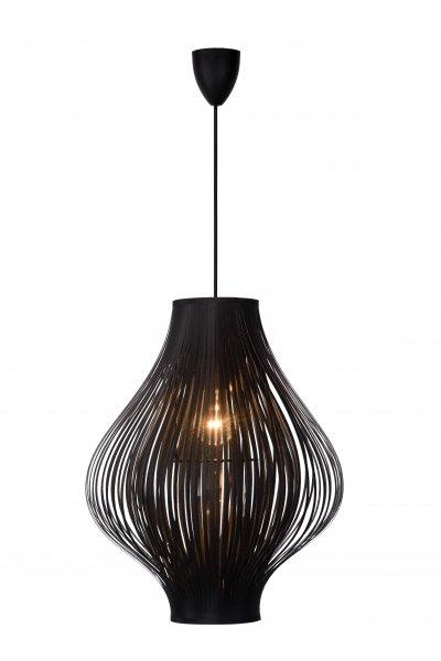 Светильник Lucide 06408/01/30Одиночные<br><br><br>S освещ. до, м2: 3<br>Тип лампы: Накаливания / энергосбережения / светодиодная<br>Тип цоколя: E27<br>Количество ламп: 1<br>Диаметр, мм мм: 360<br>Высота, мм: 440 - 1250<br>MAX мощность ламп, Вт: 60