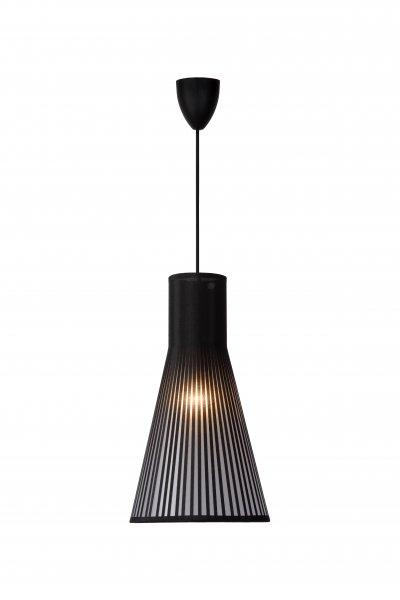 Светильник Lucide 06409/01/30одиночные подвесные светильники<br><br><br>S освещ. до, м2: 2<br>Тип лампы: Накаливания / энергосбережения / светодиодная<br>Тип цоколя: E27<br>Количество ламп: 1<br>Диаметр, мм мм: 200<br>Высота, мм: 380 - 1150<br>MAX мощность ламп, Вт: 60